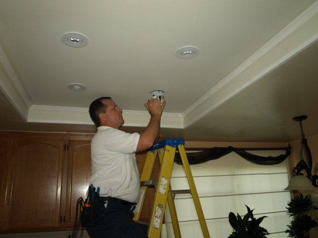 Lighting Camarillo Recessed Lighting Installation