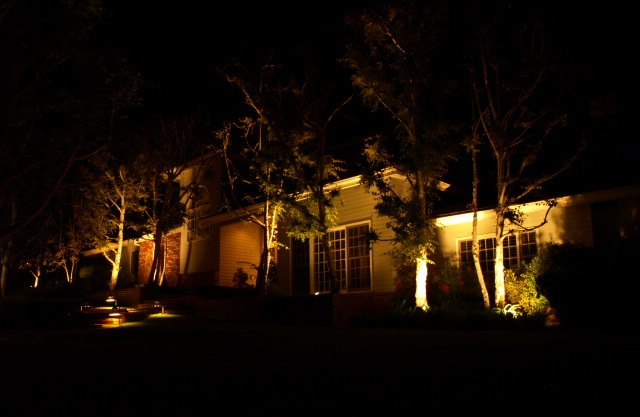 Lighting Camarillo Dramatic Outdoor Lighting Lights